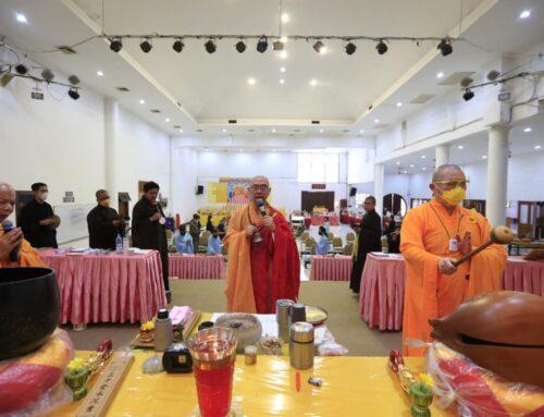 蘇北各大道場報恩月修建勝會 – Various Buddhist Monasteries at North Sumatra, Indonesia Conducted Prayer Ritual Assembly During the Gratitude Lunar Seventh Month