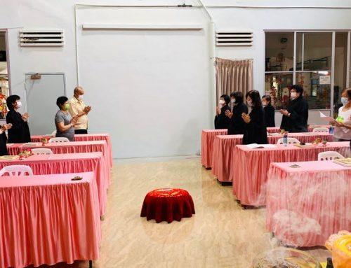 蓮池閣寺,毗盧寺報恩吉祥月啓建萬緣勝會 – Lian Chee Kek Buddhist Temple & Beeh Low See Temple conducted Prayer Ritual Assembly during the Gratitude Lunar Seventh Month